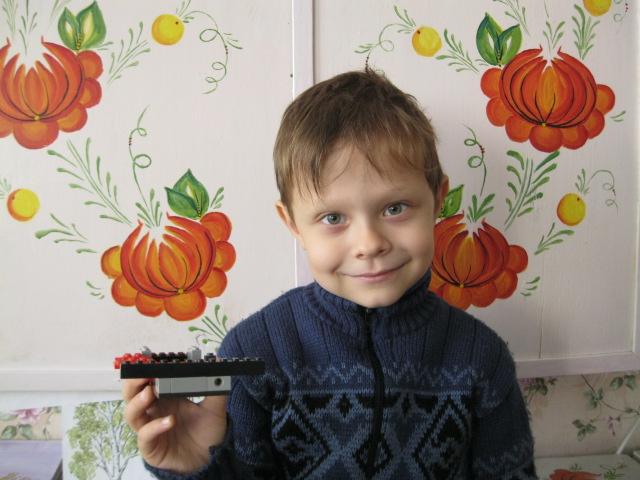 Ваня Карпов и его мини самолет